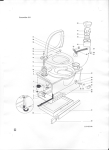 thetford c4 cassette toilet manual